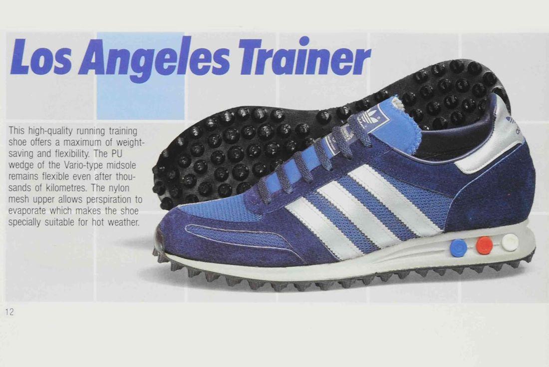 adidas La trainer ad